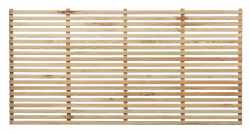 Regular Slatted Panel