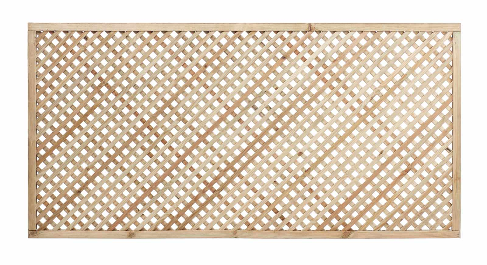 Diagonal Trellis Panel Privacy Panels Paint Options
