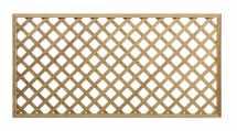 Open Prestige Diagonal Trellis (68mm gap)