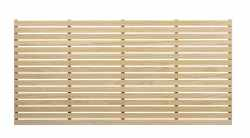 Prestige Wide Slatted Panel (45mm slat)