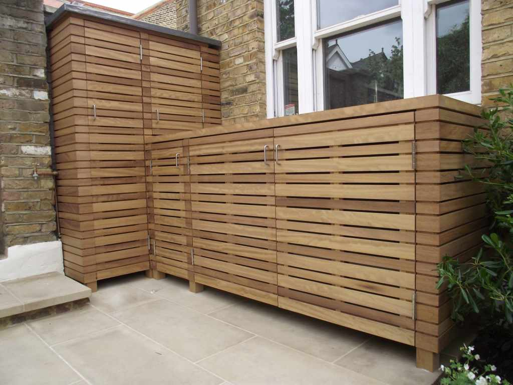 Contemporary Garden Stores & Covers - Essex UK, The Garden Trellis ...