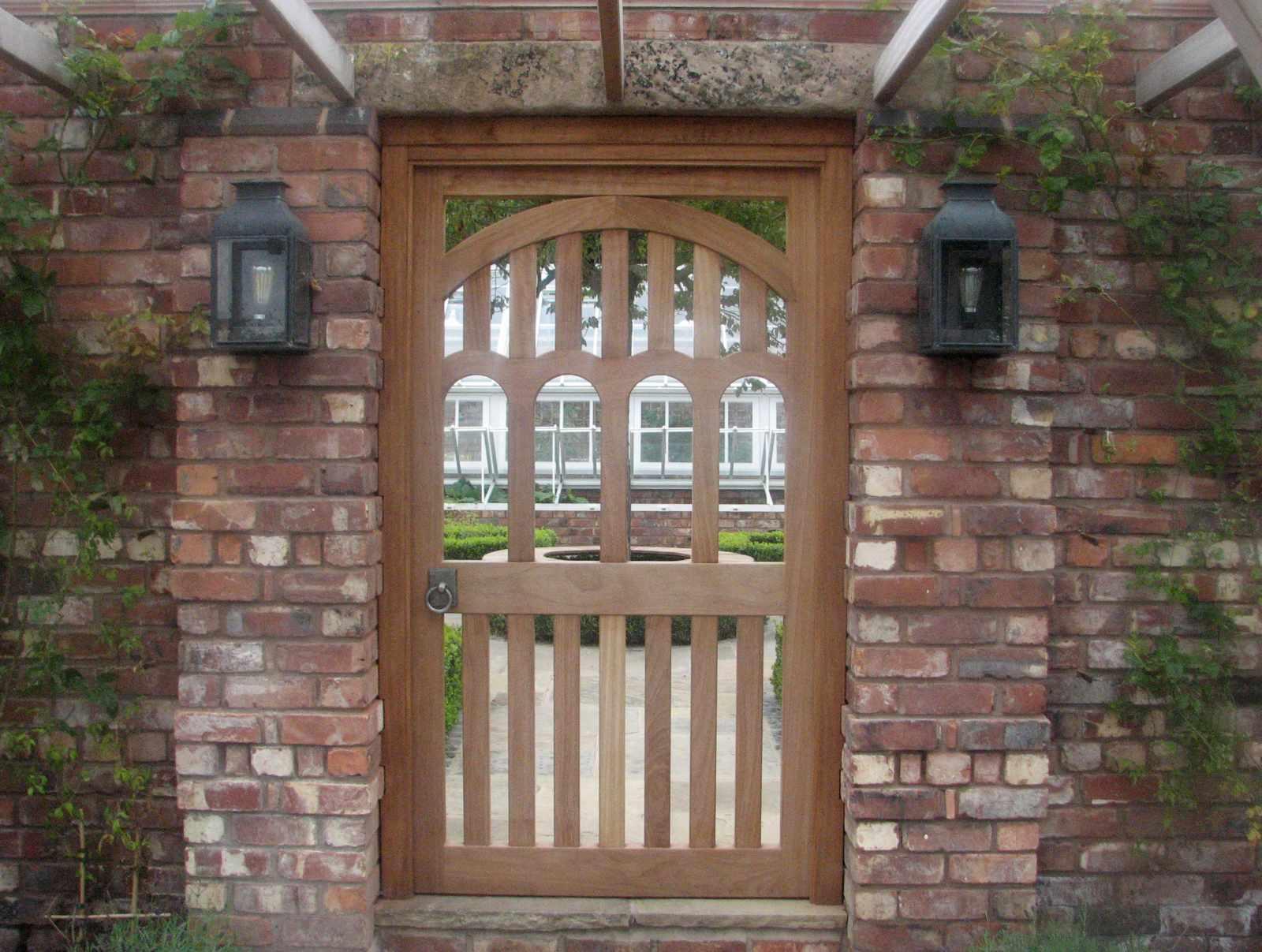 Bespoke Wooden Garden Gates | Essex UK | The Garden Trellis