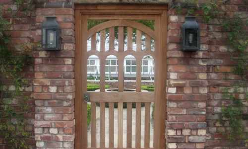 Bespoke decorative gate