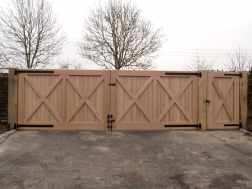 Keep your house secure with our gates!