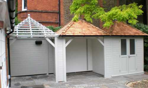 Garden Storage Bespoke Garden Storage