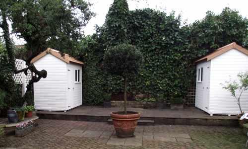 bespoke garden sheds