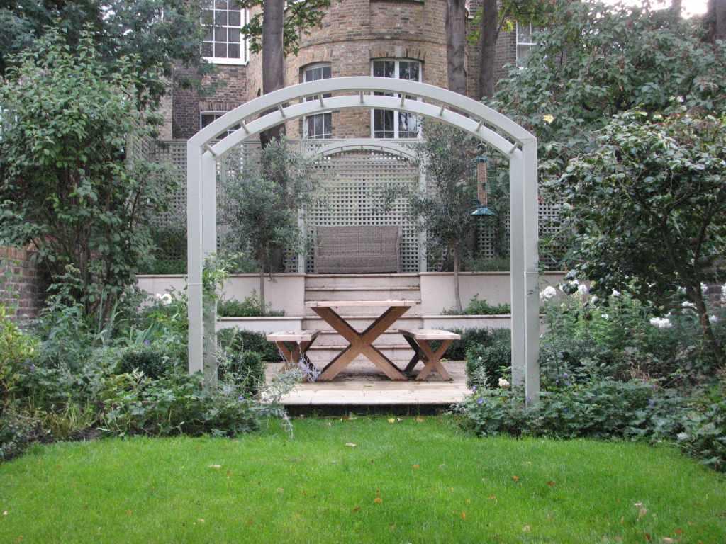 contemporary rose arches u0026 arbours essex uk the garden trellis
