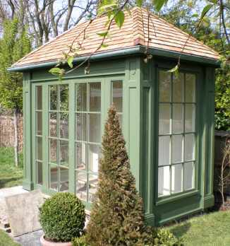 Garden Rooms & Sheds