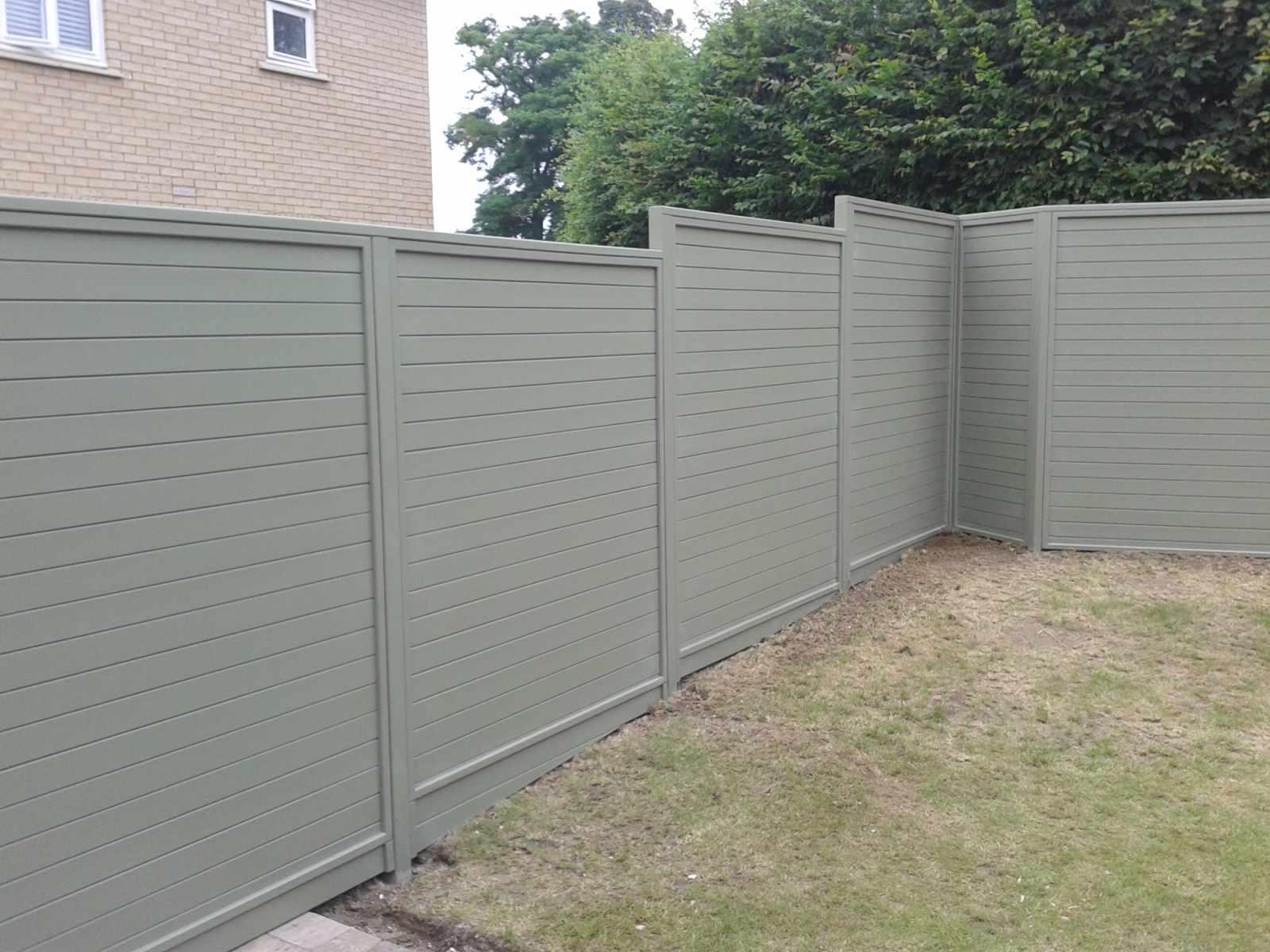 Decorative Fence Panels | Essex UK | The Garden Trellis ...