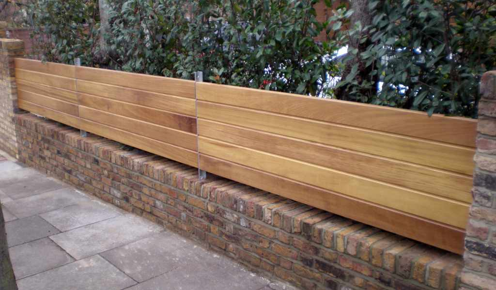 decorative timber garden panels wooden garden privacy solutions - Decorative Fence Panels