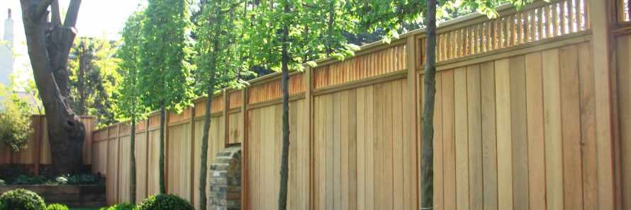 Decorative Fence Panels | Essex UK | The Garden Trellis Company