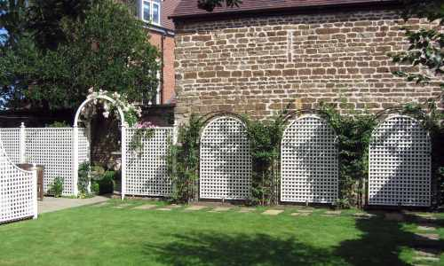 Arched Top Trellis