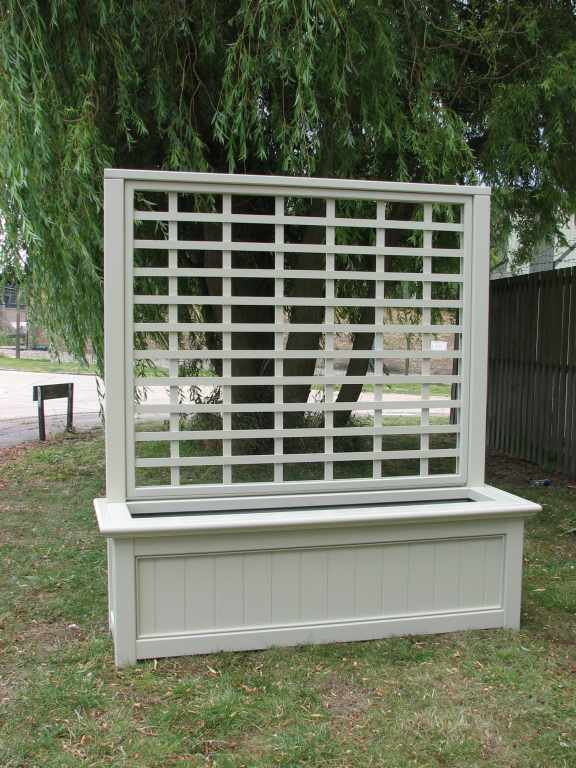 The Garden Trellis Company Gallery Container Planting