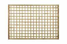 Open Square Trellis Panel (70mm Gap)