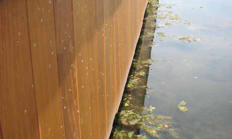 River Edge Cladding - After