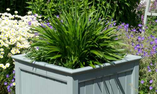 Bespoke Painted Traditional Planter