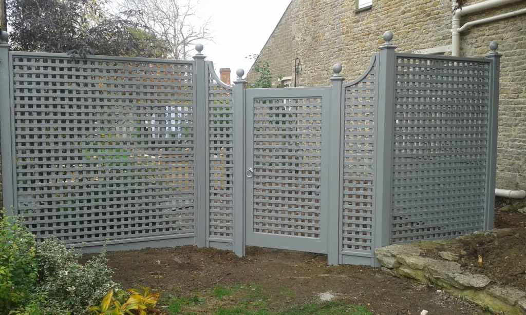 Bespoke Wooden Garden Gates