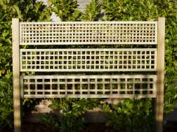 Our trellis panels