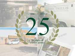 Celebrating 25 years of The Garden Trellis Company