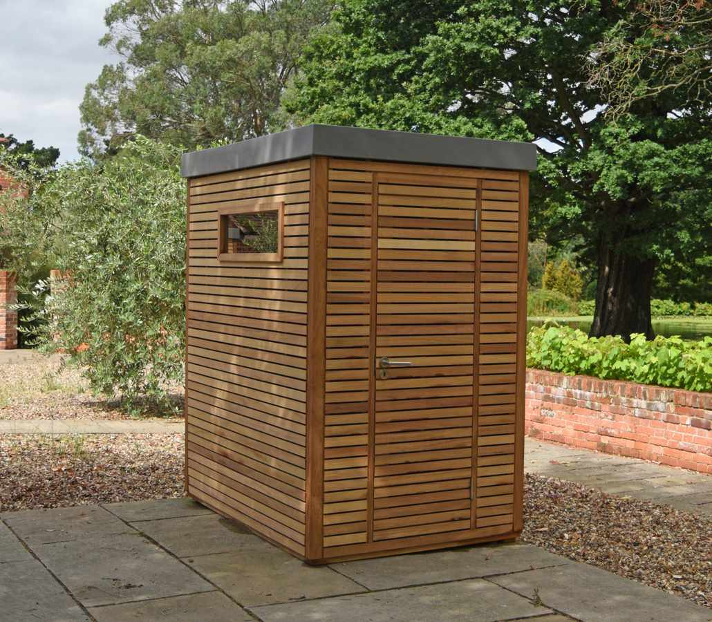 Modern Garden Sheds Transform Yours Now: Contemporary Shed Handmade In The UK