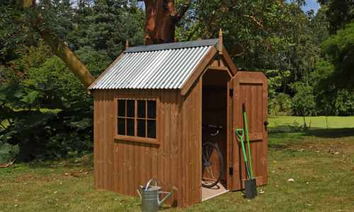 Traditional Shed