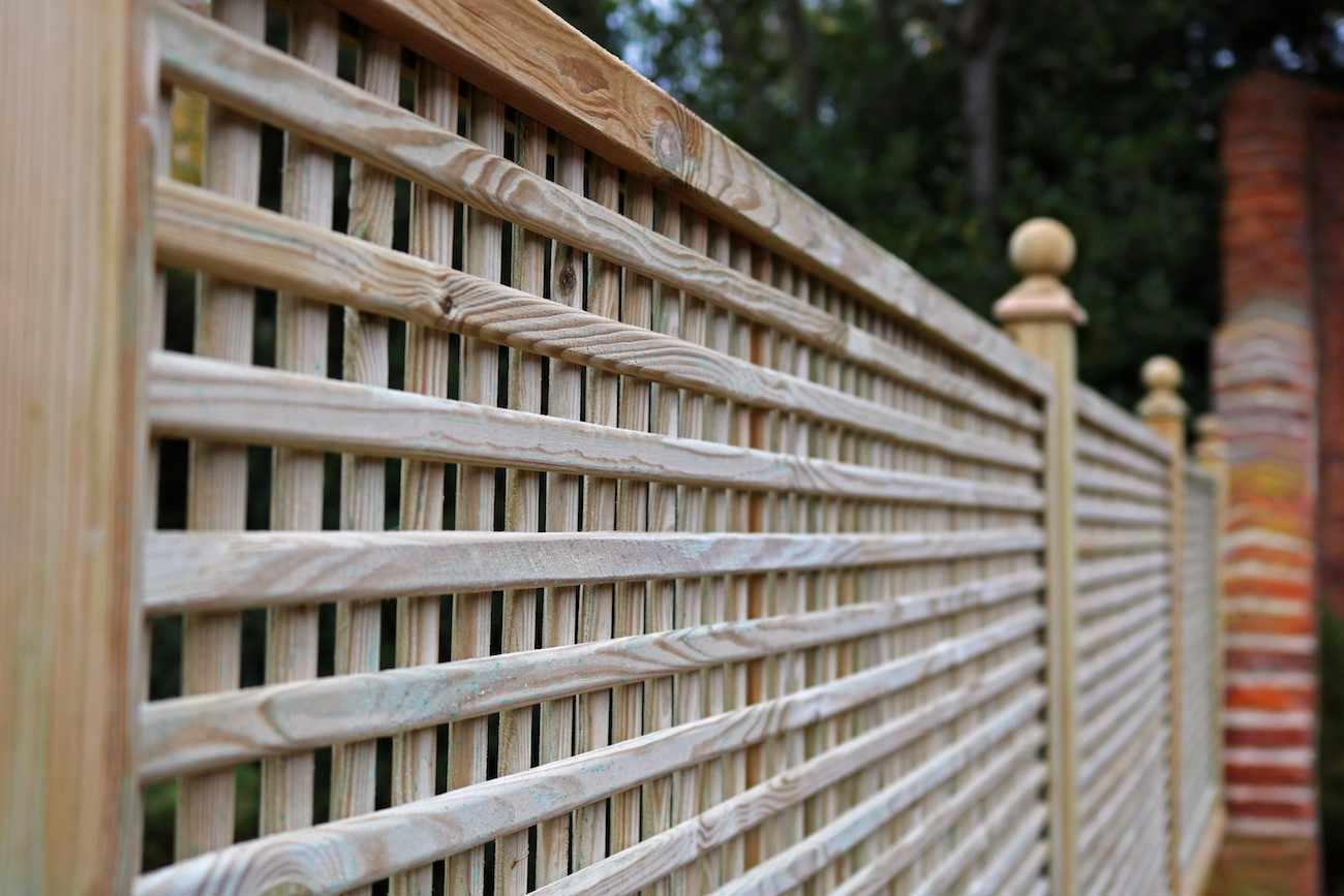 Square Trellis Panel Privacy Panels The Garden Trellis
