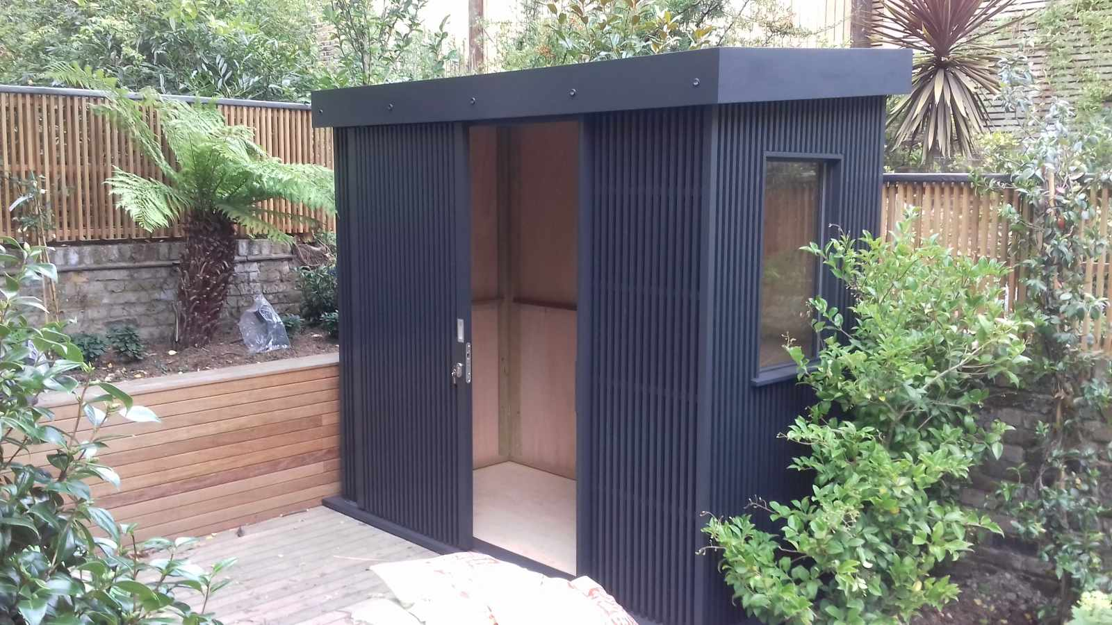 Contemporary Garden Stores & Covers  Essex UK  The Garden