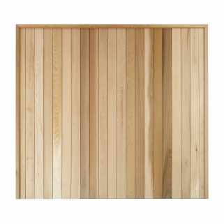 Tongue And Groove Fence Panels (Western Red Cedar)