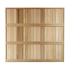 Tongue And Groove Fence Panel Back (Western Red Cedar)