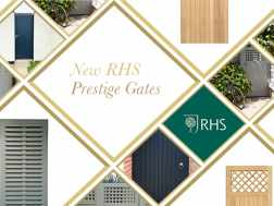 Now Launching: Three New Prestige Gates Endorsed by the RHS